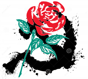 Hammer-sickle-rose-labour
