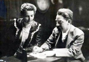 Beatrice & Sidney Webb
