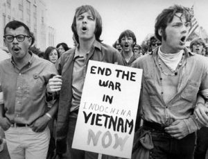 Vitenam War Protest