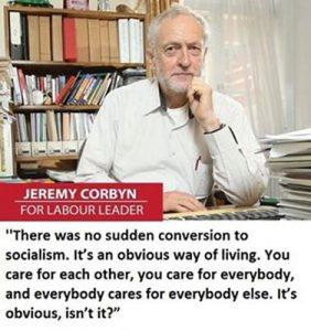 Corbyn-socialism