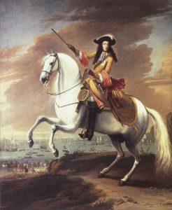 William of Orange 1688